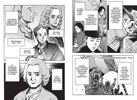 Les classiques en manga… rousseau – BDzoom.com