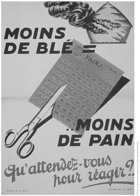 Les implication politiques du ravitaillement en France ...