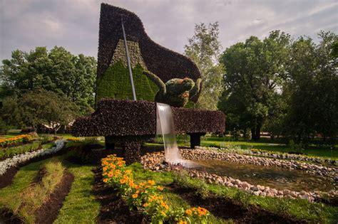 les Sculptures Végétales des Mosaïcultures Internationales ...
