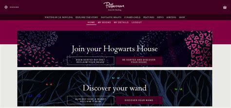 Les tests Pottermore