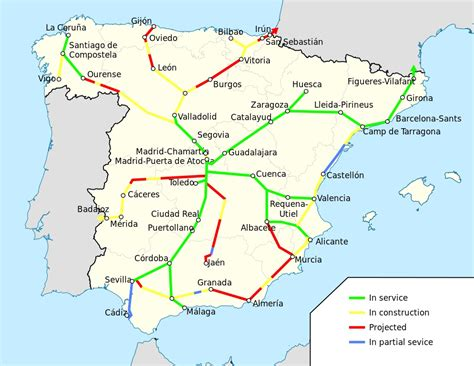 Lessons for California from Spain about Trains – RailPAC