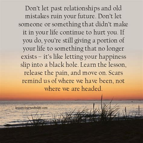 Lessons Learned in LifeDon't ruin your future. - Lessons ...