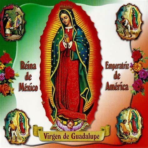 Letra de El Milagro De Las Rosas de Virgen de Guadalupe ...