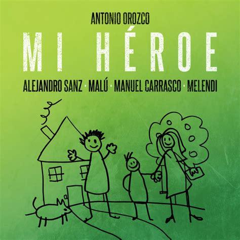 Letra de Mi Héroe  En Directo En La Voz 2016  de Antonio ...