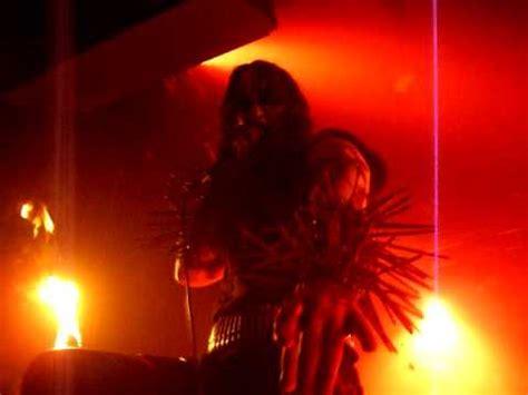 Letra Forces Of Satan Storm Gorgoroth De Cancion