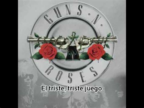 Letra Look At Your Game, Girl Guns'N'Roses De Cancion