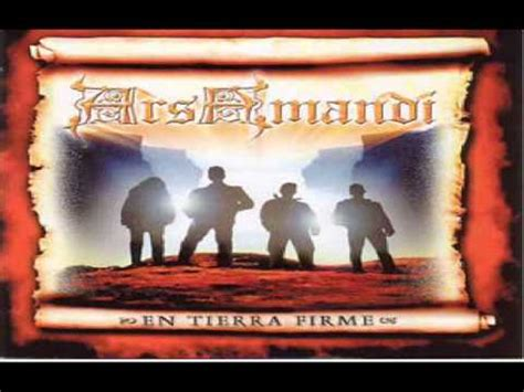 Letra Tierra Firme Ars Amandi De Cancion