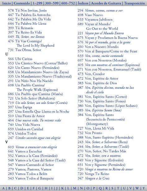 Letra Y Acordes De Canciones De La Guadalupana | dei m 250 ...