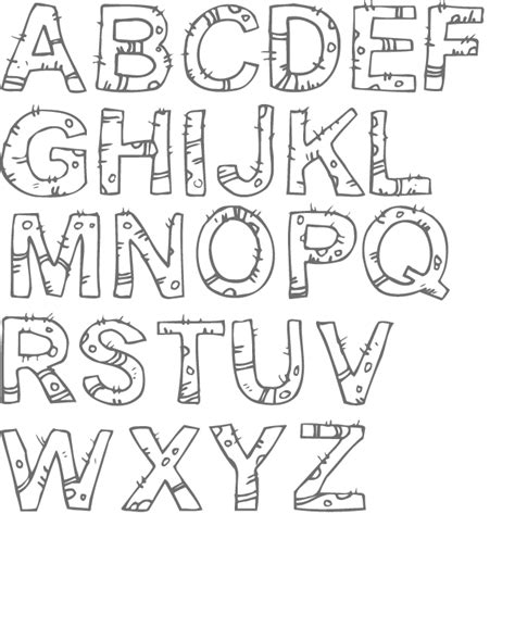 Letras bonitas para dibujar   Imagui
