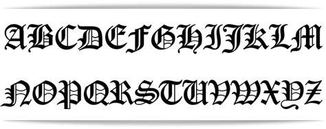 Letras Bonitas Para Tatuajes - Historia De La Escritura