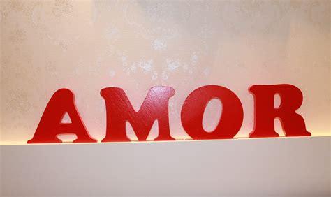 Letras de AMOR no Elo7   Personalizando Recordações  4E1BD3