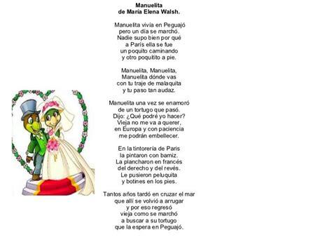 letras de canciones de maria elena walsh para imprimir ...