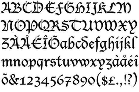 Letras goticas abecedario mayusculas y minusculas - Imagui