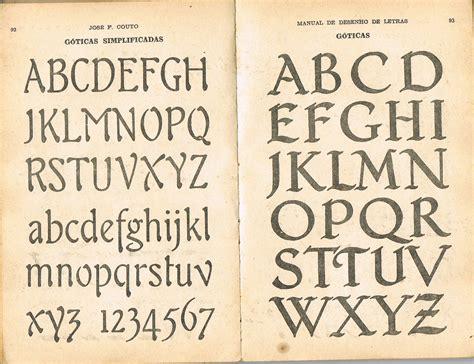 Letras Goticas Diseos De Letras | Auto Design Tech