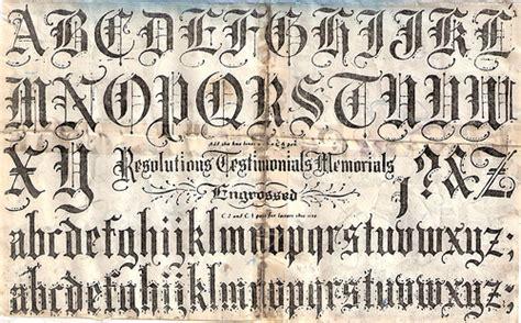 Letras Goticas | El titulo lo puse por que fue lo que se ...