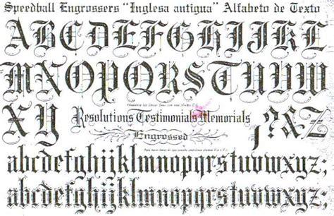 Letras goticas para copiar - Imagui