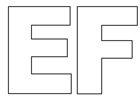 Letras Grandes Para Imprimir | newhairstylesformen2014.com