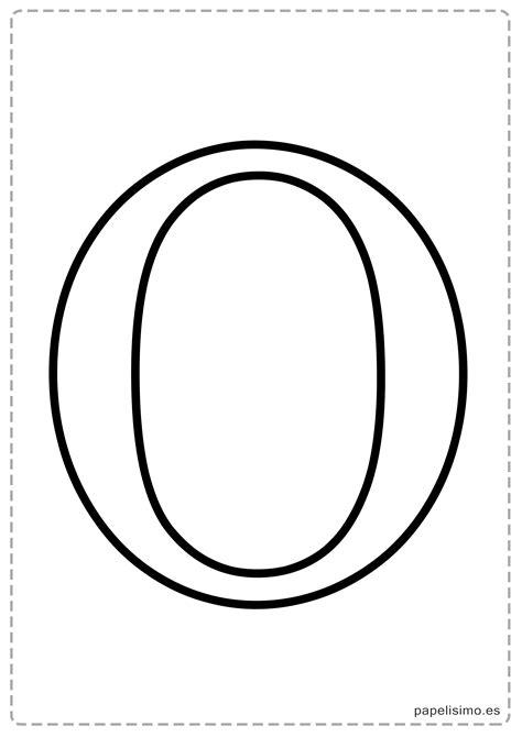 Letras grandes para imprimir - PAPELISIMO