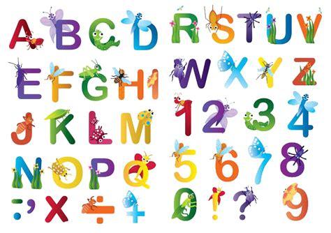 Letras infantiles para imprimir a color - Imagui