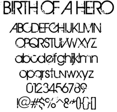 letras para diseño « La Tipografia
