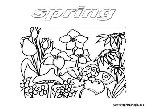 Letras Primavera Para Colorear | www.pixshark.com   Images ...