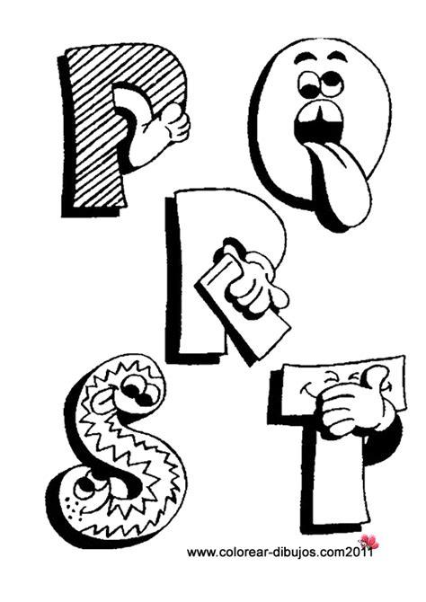 Letras Y Numeros Para Imprimir Graffiti | Clase de ingles ...