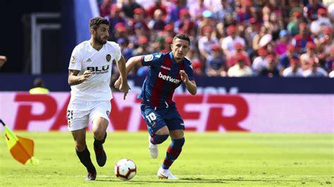 Levante vs Valencia: Resumen, resultado y goles   Liga ...