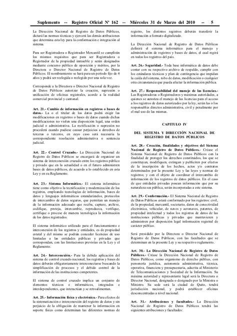 Ley+del+sistema+nacional+de+datos+públicos+de+los ...