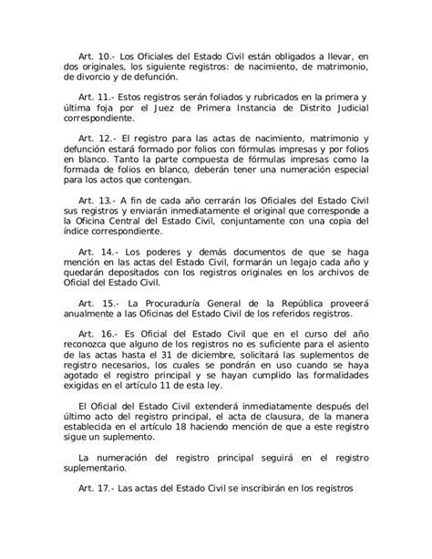Ley no. 659, del 17 de julio de 1944, sobre actos del ...