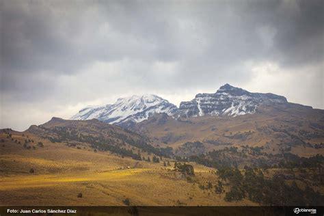 Leyendas de Puebla: los volcanes, eternos enamorados ...