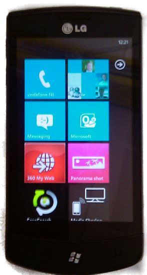 LG E900 Optimus 7 Review, Specs, Features and Price ...