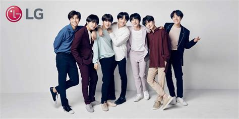 LG Electronics colaborará con BTS, la banda de K Pop más ...
