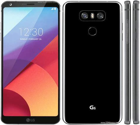 LG G6 pictures, official photos