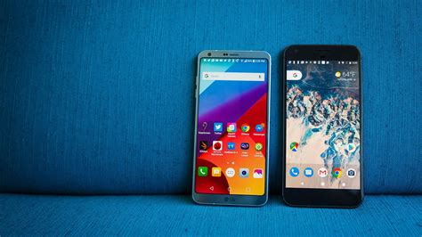 LG G6 vs. Google Pixel XL: Which phone is better?   CNET