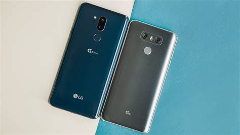 LG G6 vs LG G7 ThinQ: a powerful leap to AI | AndroidPIT
