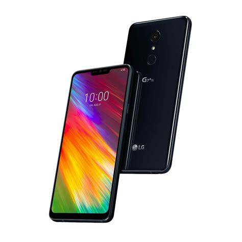 LG G7 Fit, un móvil con muesca y pantalla de 6 pulgadas