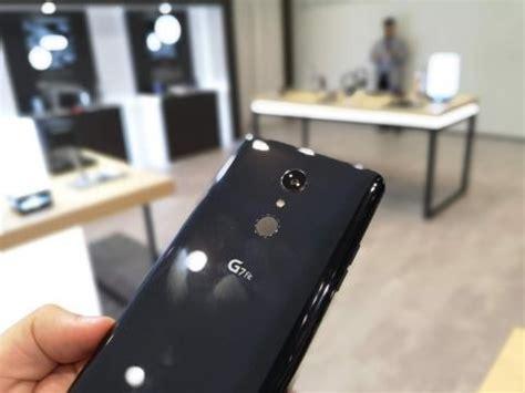 LG G7 One y G7 Fit, primeras impresiones | Tecnología ...