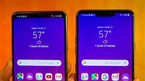 LG G7 specs vs. the V30 and G6: How LG s latest phone is ...