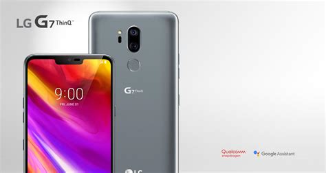 LG G7 ThinQ Announced: Specs, Price, Release Date ...