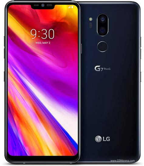 LG G7 ThinQ pictures, official photos