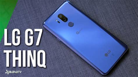 LG G7 ThinQ, review: POTENCIA y una CÁMARA POLIVALENTE ...