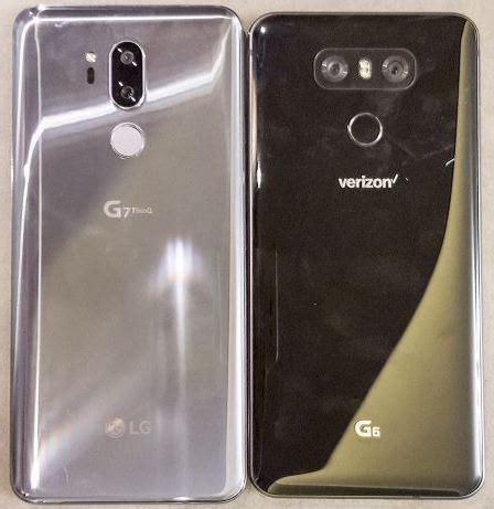 LG G7 vs LG G6: что изменилось | Gadgets News