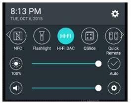 LG Libreria di Supporto: [V10] Cos  è il DAC Hi Fi a 32 ...