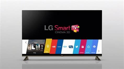 LG MAKES SMART TV SIMPLE WITH NEW WEBOS SMART TV PLATFORM ...