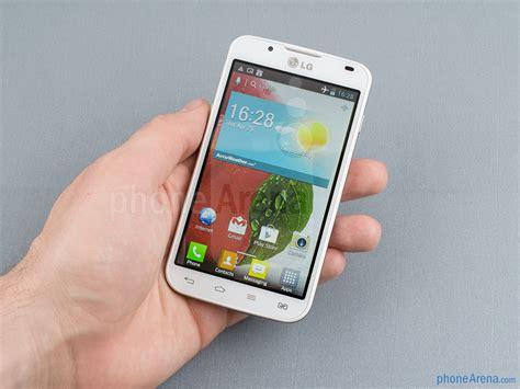 LG Optimus L7 II Review