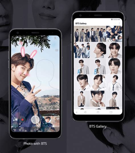LG Q7 BTS: teléfono inspirado en banda de Kpop tiene estas ...