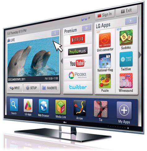 LG 'investigates' its spying Smart TV