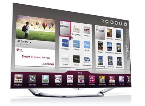 LG unveils 2013 LED & plasma TVs with Smart TV - FlatpanelsHD