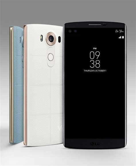 LG V10 unveiled with a secondary 2.1-inch display, dual ...
