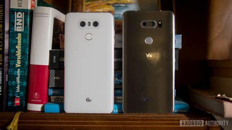 LG V30 vs LG G6: LG has finally hit a groove